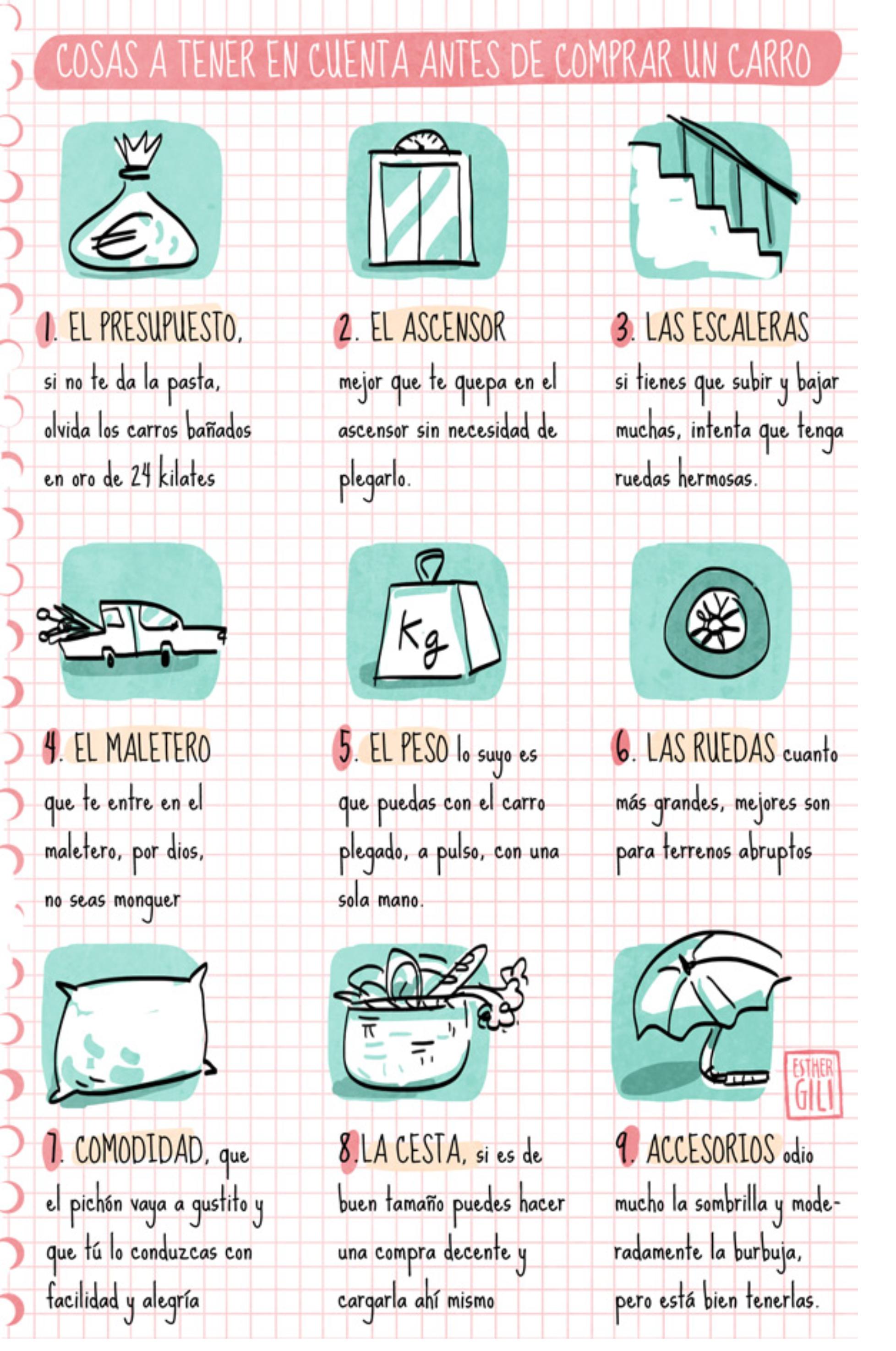 Lista De Cosas Para Bebes Recien Nacidos.La Lista De Basicos Para Una Mama Primeriza